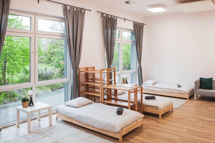 Montessori - cały pokój 4-osobowy