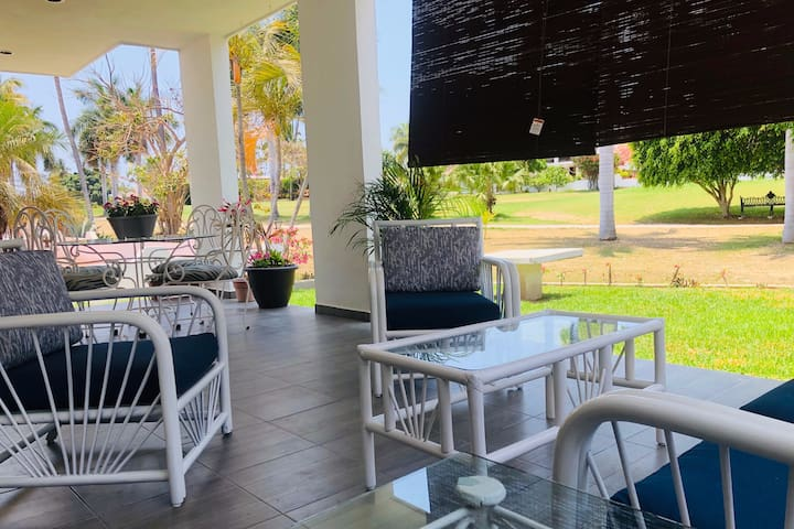 Golf Course View house by  Zona Dorada  Beach!!!