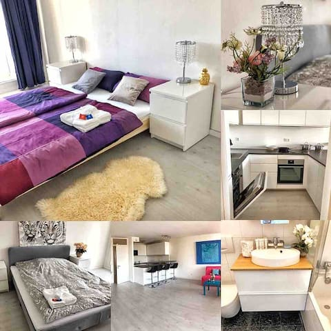 🏆New, Modern Flat in Olympic Village