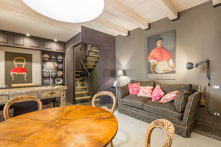 Design apartment in Sicily