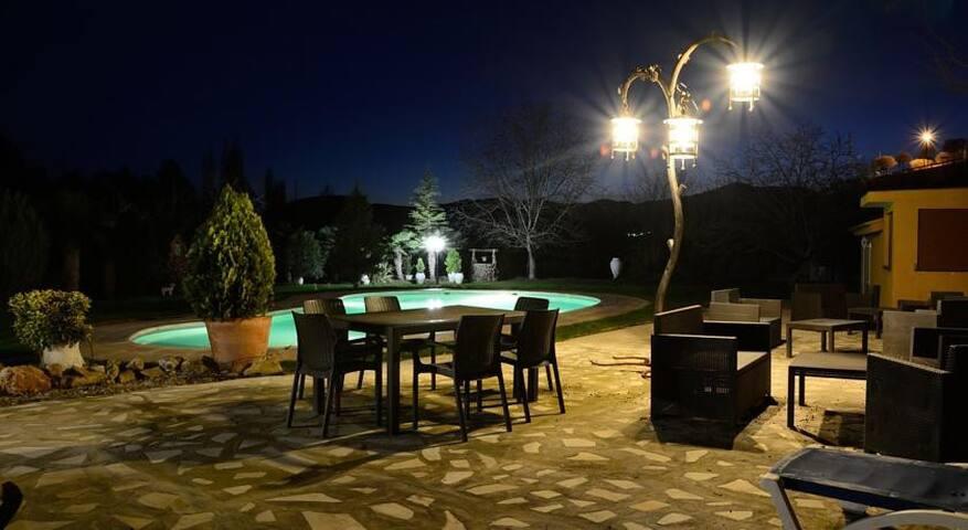 Romántico Apartamento en Parque Natural (Orcera) - Orcera