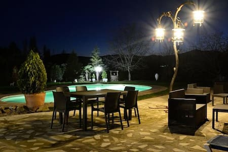 Romántico Apartamento en Parque Natural (Orcera) - Orcera - Departamento