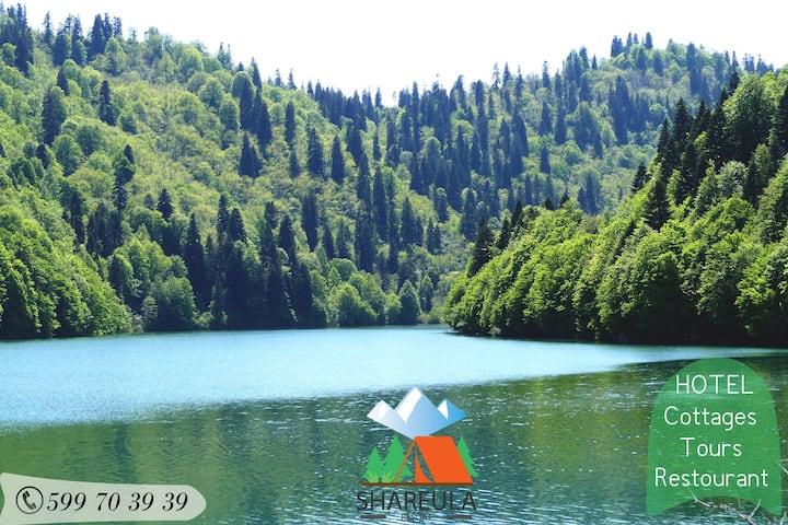 """Tourist Camp """"Shareula"""