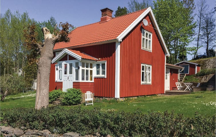 Holiday cottage with 4 bedrooms on 100m² in Värnamo