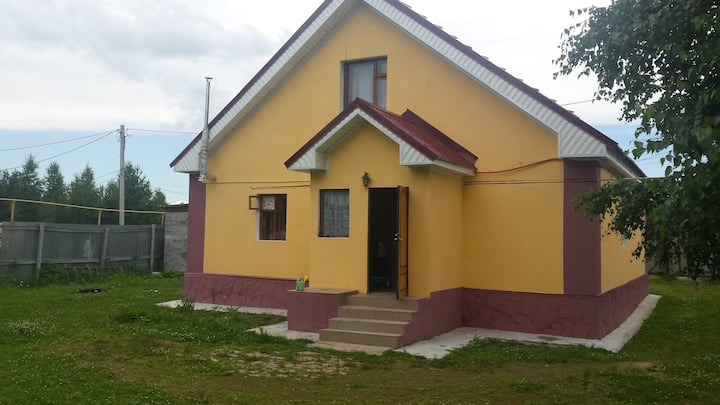 Rent a two-storey house