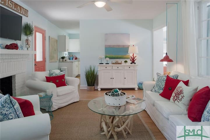 Coral Cottage