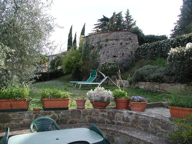 Cosy apartment in Chianti Shire - Panzano In Chianti - Lägenhet