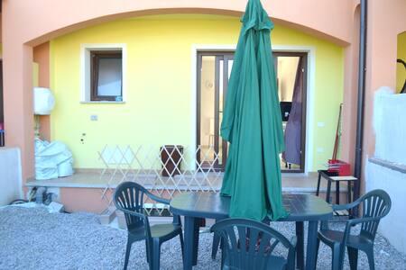 Casa vacanze per 4 persone a due passi dal mare - Arbatax
