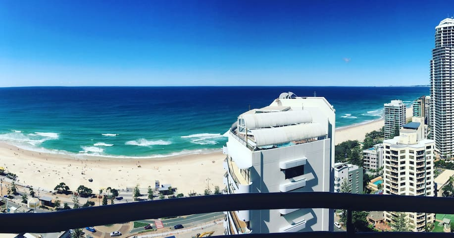 Studio apartment/Surfers Paradise/Beachview - Surfers Paradise - Apartment