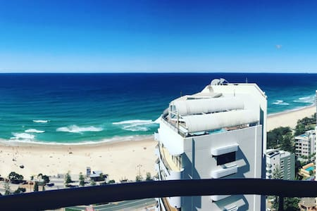 Studio apartment/Surfers Paradise/Beachview - Apartment