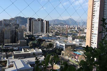 Departamento cercano al centro de la Capital - Ñuñoa - Huoneisto