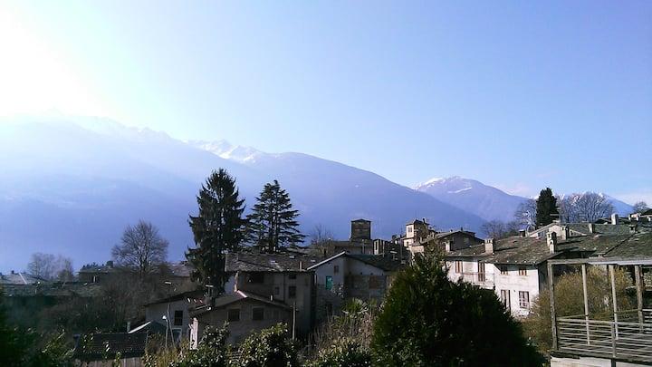 B&B VIA PARADISO cultura nel cuore delle Alpi