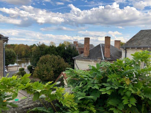 Magnifique appartement à 5 min du zoo de Beauval