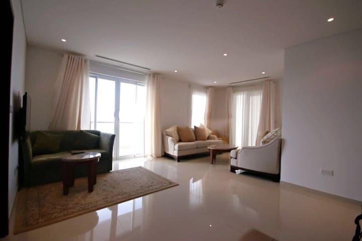 2 Bedroom sea view @ Al Mouj Muscat
