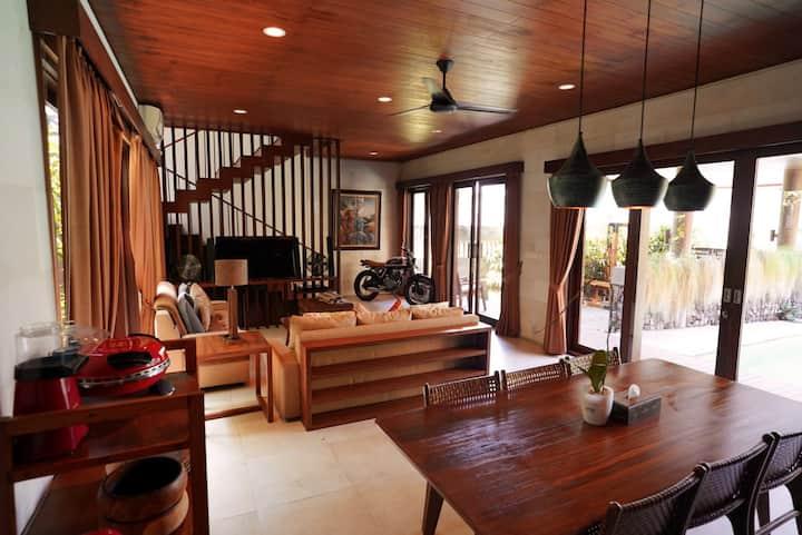 2BR Unwind Villa - Cozy Villa Canggu