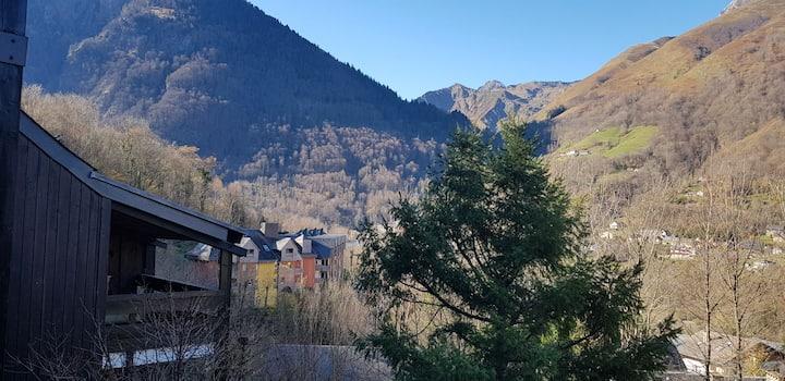 Très beau studio montagne