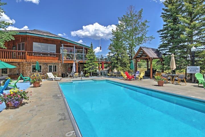 1BR Grand Lake Condo w/ Clubhouse & Pool!