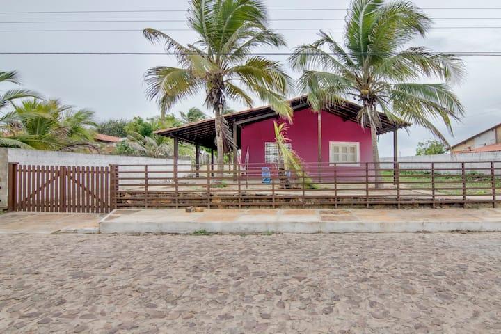 Casa Rosa do Coqueiro - Vila do coqueiro