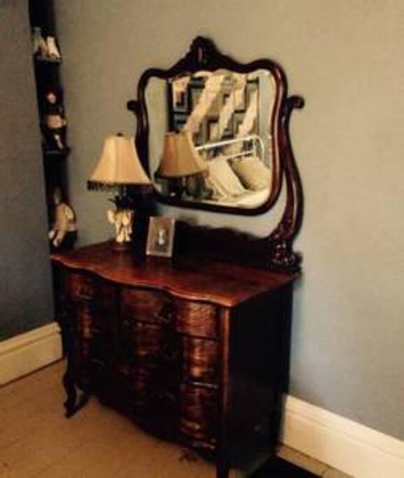 Dresser in Gladys' Room