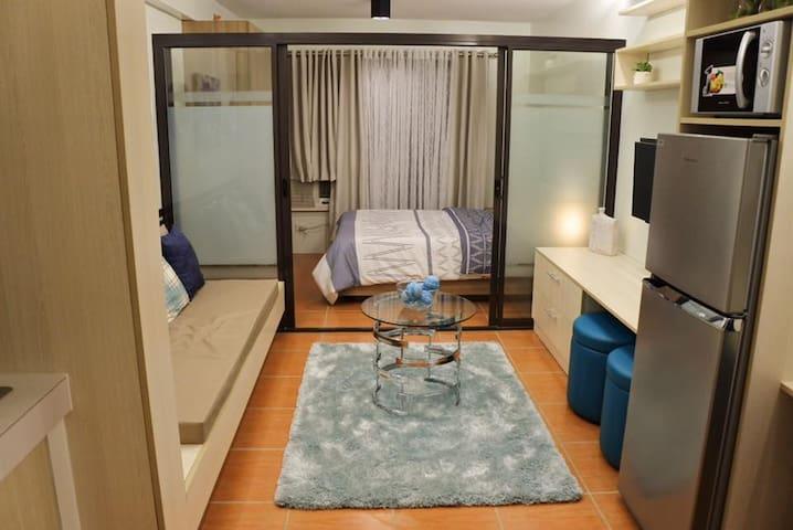 1-Bedroom One Oasis Davao Condo beside SM City