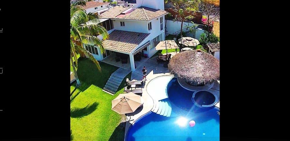 Casa de Lujo en Cuernavaca