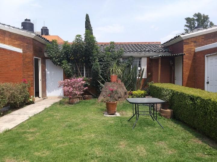 Bonita casa con excelente ubicación en Cholula!!