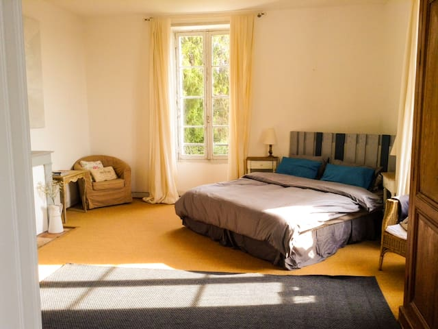 Villa Katherine - Cherval - Suite degli ospiti