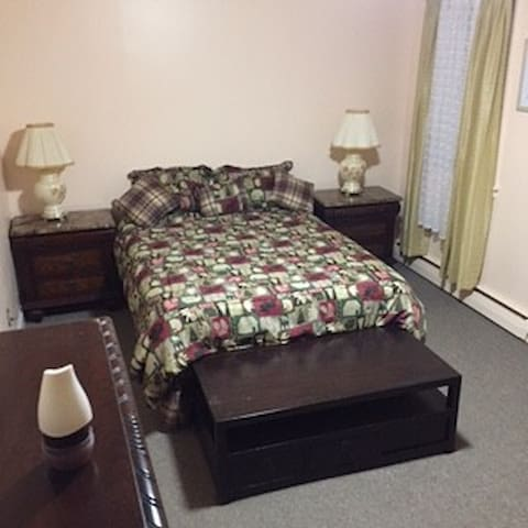 1 Bedroom Apartment in Albany County - Watervliet - Daire