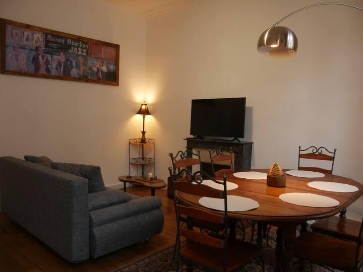 Appartement 65 m² hyper centre Angers