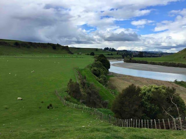 Rangitikei River Views