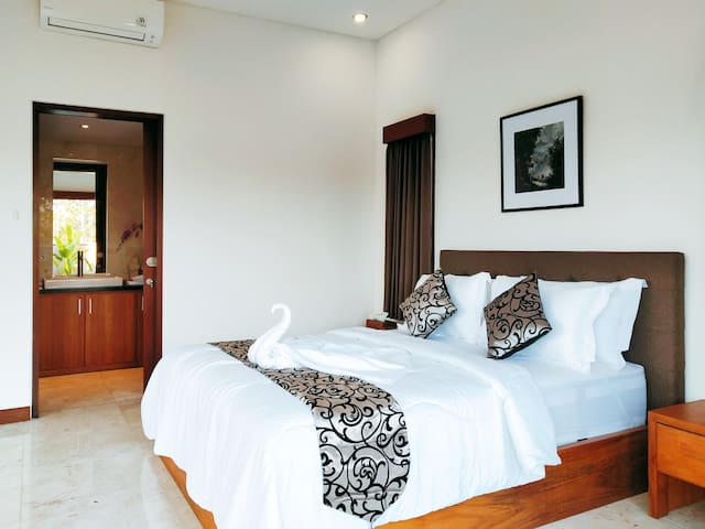 we have typical 2 bed room