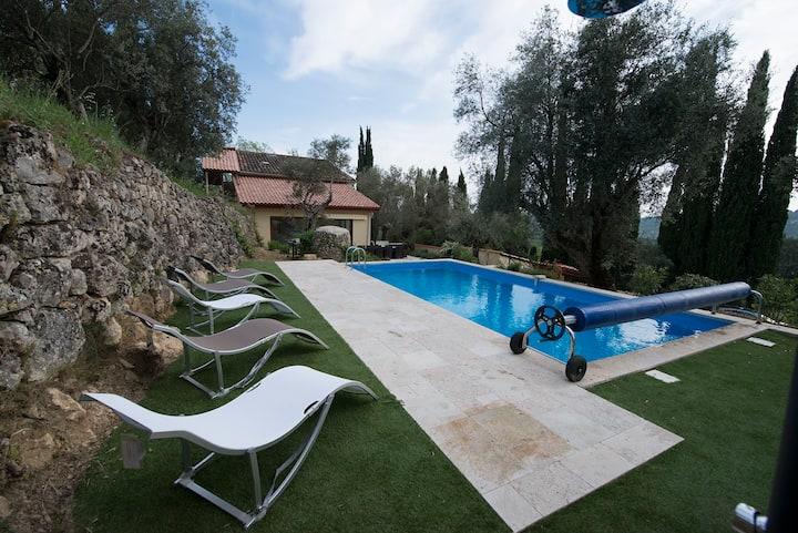 Villa Maribergue of Fayence