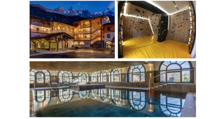 Superb cosy 5*, luxury residence SPA POOL CLOSED