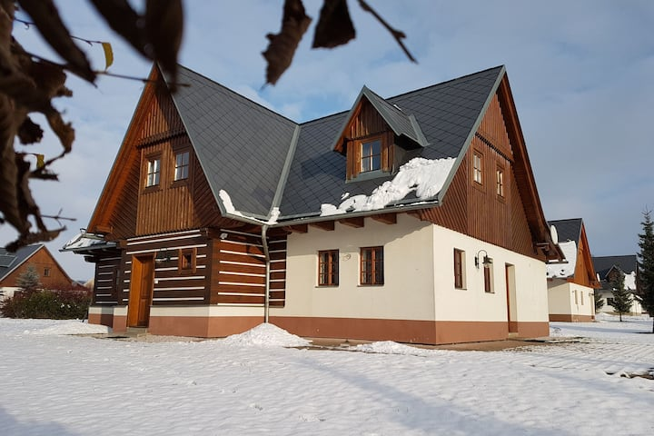 Comfortable Villa in Vrchlabí near Ski Area