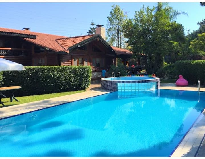 Antalya Villa de luxe  piscine sans vis à vis
