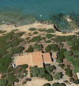 A few meter from the beach - Porto Pinetto - Villa
