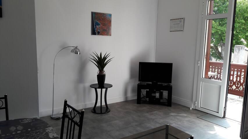 T2 Arcachon Vacances et Plages a 50 mètres - Arcachon - Apartment