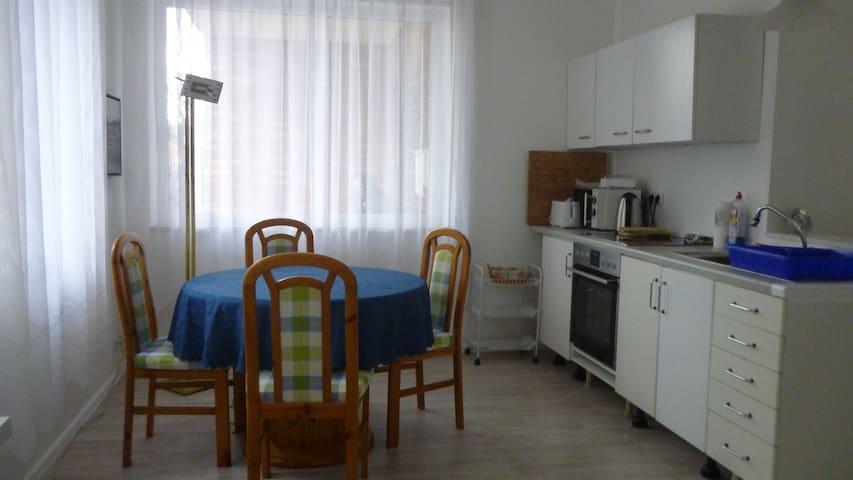 Helles Appartement für 1-2 Pers., mit sep. Eingang