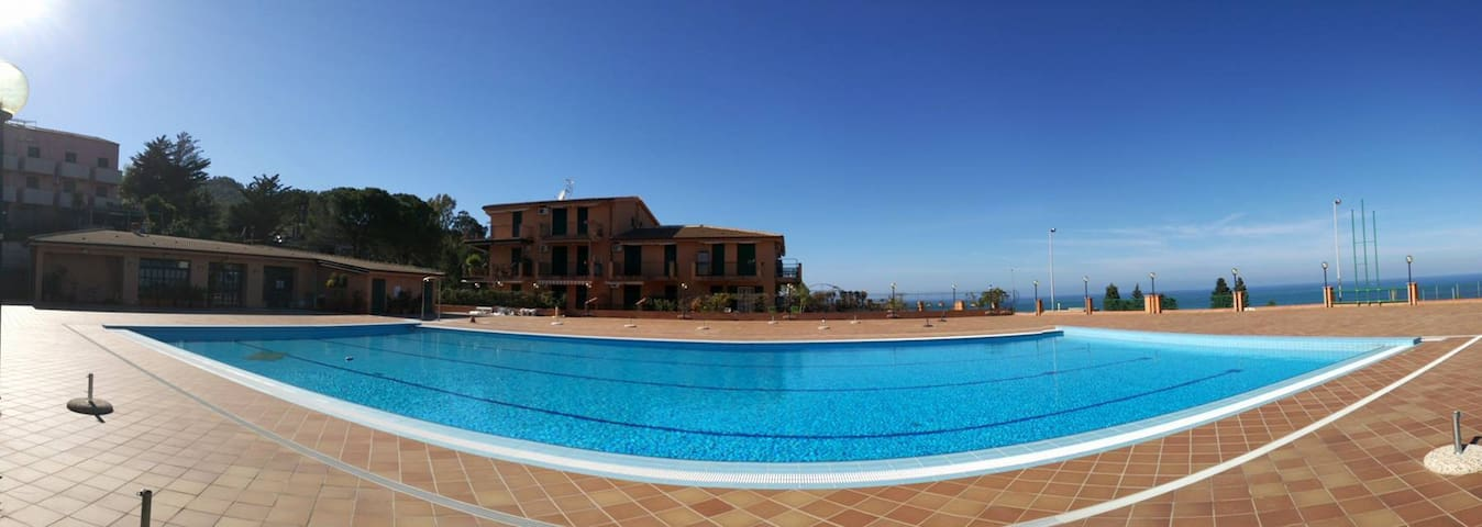 Casa Esmeralda - Pollina - Wohnung