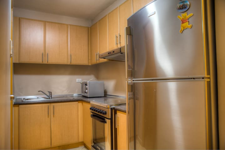 Spacious 1BR Comfort in Prime Location EASTWOOD