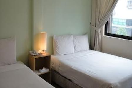 Kuala Lumpur Standard Room 2 pax - Kuala Lumpur