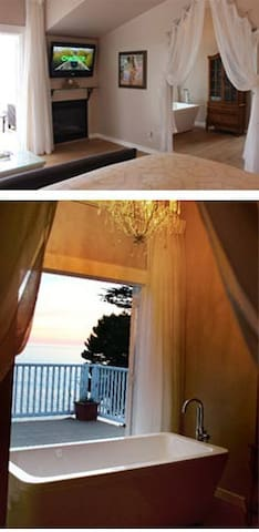 Cyrstal -Deluxe Suite with Sea View