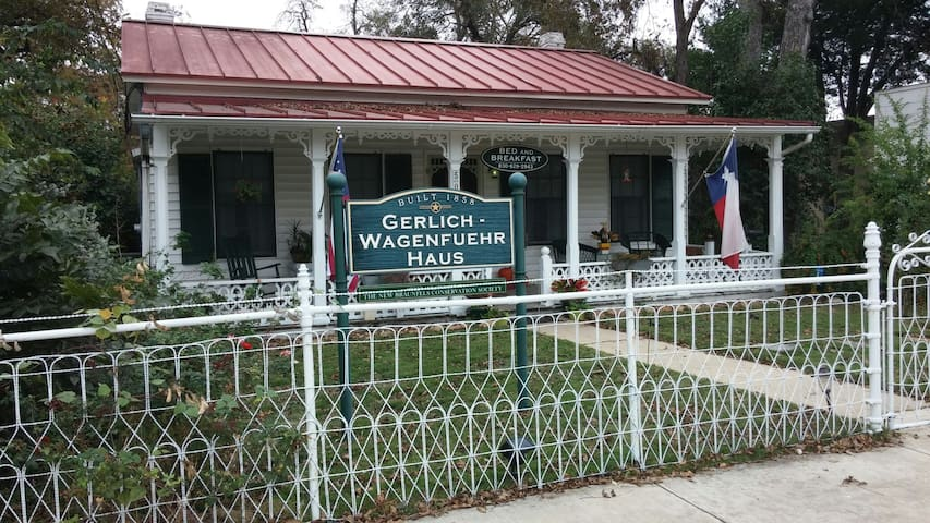 Gerlich Wagenfuehr Bed & Breakfast - New Braunfels