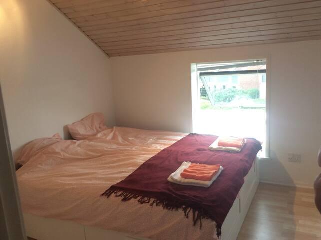 Nice room in Aarhus/Risskov - Risskov - Rumah