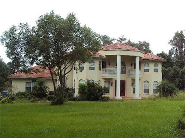 Private Getaway - Dade City - Casa