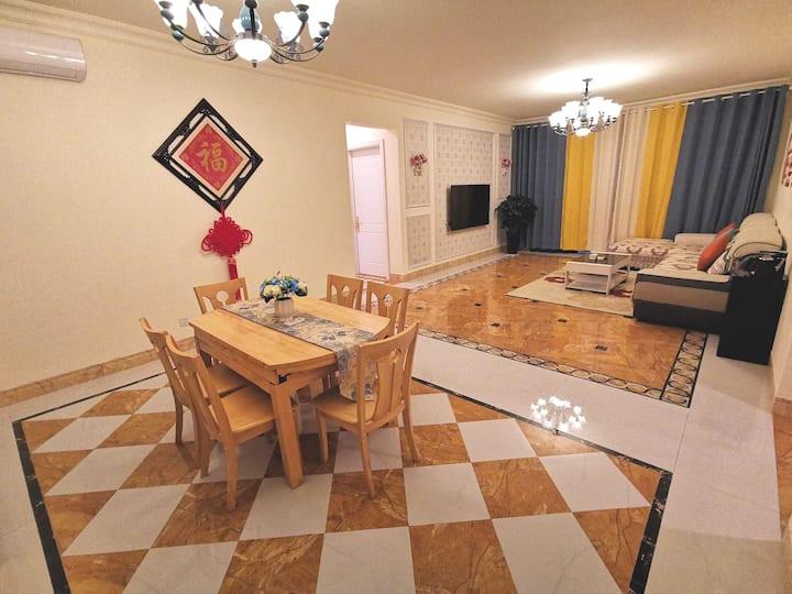 186平米(凯里市区内)碧桂园高品质3室3厅3卫套房。全家外出旅行等优选住所,大套房,环境优雅。