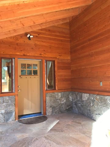 Covered Entry Porch