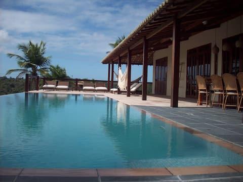 Жилье Casa Belo Horizonte Luxury в великолепной природе!
