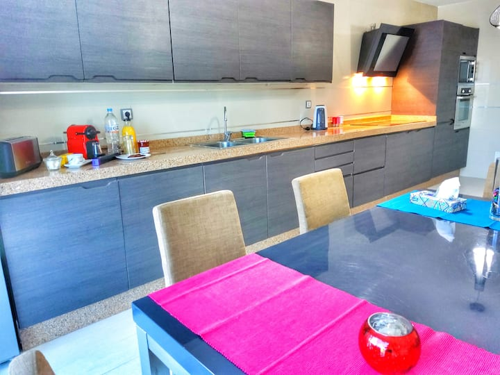 Appartement Mobilart Oran Centre, ideal Famille