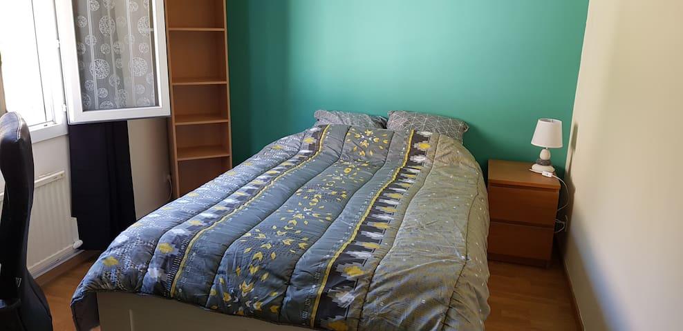 chambre privée chez bruno